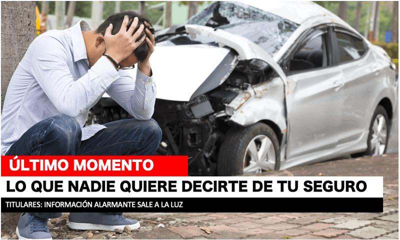 8 Verdades Alarmantes Sobre el Seguro de Auto